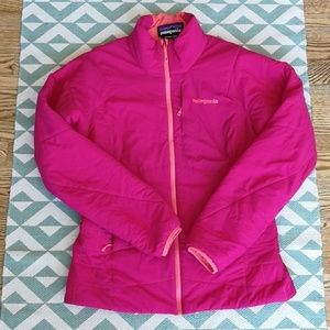 Patagonia Insulated Nano-Air Pink Puff Coat Sz M